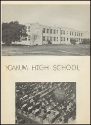 Page 10, 1954 Edition, Yoakum High School - Bow Wow Yearbook (Yoakum, TX) online yearbook collection