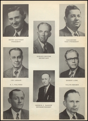 Page 11, 1954 Edition, Yoakum High School - Bow Wow Yearbook (Yoakum, TX) online yearbook collection