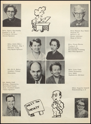 Page 12, 1954 Edition, Yoakum High School - Bow Wow Yearbook (Yoakum, TX) online yearbook collection