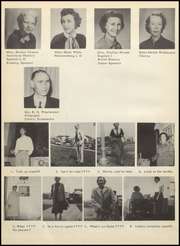 Page 14, 1954 Edition, Yoakum High School - Bow Wow Yearbook (Yoakum, TX) online yearbook collection