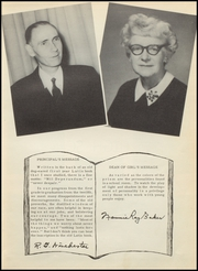 Page 9, 1954 Edition, Yoakum High School - Bow Wow Yearbook (Yoakum, TX) online yearbook collection