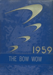 Page 1, 1959 Edition, Yoakum High School - Bow Wow Yearbook (Yoakum, TX) online yearbook collection