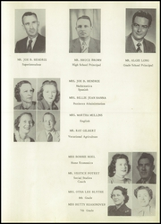 Page 17, 1951 Edition, Kemp High School - Yellow Jacket Yearbook (Kemp, TX) online yearbook collection