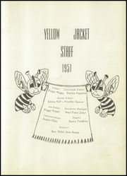 Page 7, 1951 Edition, Kemp High School - Yellow Jacket Yearbook (Kemp, TX) online yearbook collection