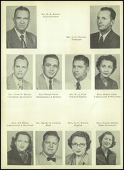 Page 8, 1954 Edition, Kemp High School - Yellow Jacket Yearbook (Kemp, TX) online yearbook collection