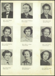 Page 9, 1954 Edition, Kemp High School - Yellow Jacket Yearbook (Kemp, TX) online yearbook collection