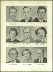Page 14, 1956 Edition, Kemp High School - Yellow Jacket Yearbook (Kemp, TX) online yearbook collection