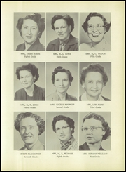 Page 15, 1956 Edition, Kemp High School - Yellow Jacket Yearbook (Kemp, TX) online yearbook collection