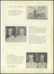 Page 17, 1956 Edition, Kemp High School - Yellow Jacket Yearbook (Kemp, TX) online yearbook collection