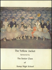 Page 5, 1959 Edition, Kemp High School - Yellow Jacket Yearbook (Kemp, TX) online yearbook collection