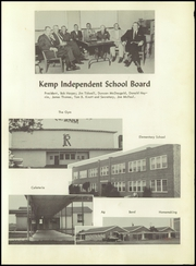 Page 7, 1959 Edition, Kemp High School - Yellow Jacket Yearbook (Kemp, TX) online yearbook collection