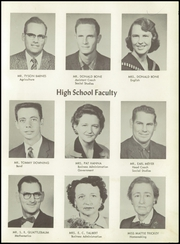 Page 9, 1959 Edition, Kemp High School - Yellow Jacket Yearbook (Kemp, TX) online yearbook collection