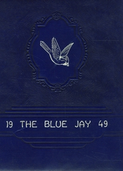 Needville High School - Blue Jay Yearbook (Needville, TX) online yearbook collection, 1949 Edition, Page 1