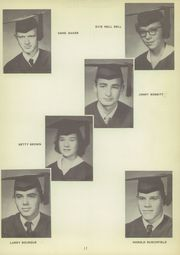 Page 15, 1957 Edition, Diboll High School - Lumberjack Yearbook (Diboll, TX) online yearbook collection