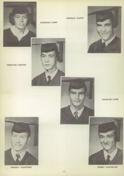 Page 16, 1957 Edition, Diboll High School - Lumberjack Yearbook (Diboll, TX) online yearbook collection