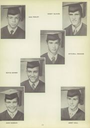 Page 17, 1957 Edition, Diboll High School - Lumberjack Yearbook (Diboll, TX) online yearbook collection