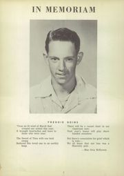 Page 6, 1957 Edition, Diboll High School - Lumberjack Yearbook (Diboll, TX) online yearbook collection