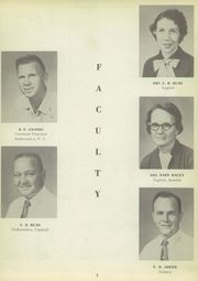 Page 9, 1959 Edition, Diboll High School - Lumberjack Yearbook (Diboll, TX) online yearbook collection
