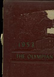 1953 Edition, Somerset High School - Olympian Yearbook (Somerset, TX)