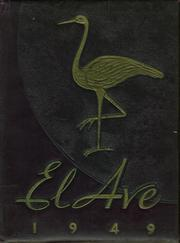 Page 1, 1949 Edition, Crane High School - El Ave Yearbook (Crane, TX) online yearbook collection