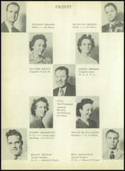 Page 10, 1949 Edition, Crane High School - El Ave Yearbook (Crane, TX) online yearbook collection