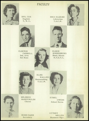 Page 11, 1949 Edition, Crane High School - El Ave Yearbook (Crane, TX) online yearbook collection