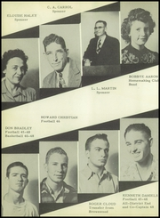 Page 14, 1949 Edition, Crane High School - El Ave Yearbook (Crane, TX) online yearbook collection