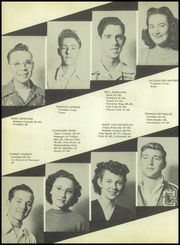 Page 16, 1949 Edition, Crane High School - El Ave Yearbook (Crane, TX) online yearbook collection