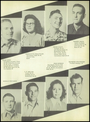 Page 17, 1949 Edition, Crane High School - El Ave Yearbook (Crane, TX) online yearbook collection