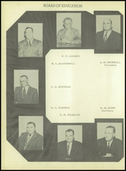 Page 8, 1949 Edition, Crane High School - El Ave Yearbook (Crane, TX) online yearbook collection