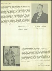 Page 9, 1949 Edition, Crane High School - El Ave Yearbook (Crane, TX) online yearbook collection