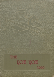 1950 Edition, Yoe High School - Yoe Yoe Yearbook (Cameron, TX)