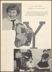 Page 10, 1954 Edition, Yoe High School - Yoe Yoe Yearbook (Cameron, TX) online yearbook collection