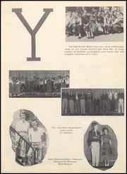 Page 17, 1954 Edition, Yoe High School - Yoe Yoe Yearbook (Cameron, TX) online yearbook collection
