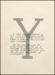 Page 6, 1954 Edition, Yoe High School - Yoe Yoe Yearbook (Cameron, TX) online yearbook collection