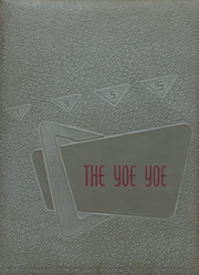 1955 Edition, Yoe High School - Yoe Yoe Yearbook (Cameron, TX)