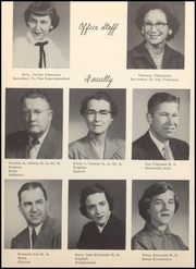 Page 10, 1956 Edition, Yoe High School - Yoe Yoe Yearbook (Cameron, TX) online yearbook collection