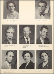 Page 11, 1956 Edition, Yoe High School - Yoe Yoe Yearbook (Cameron, TX) online yearbook collection