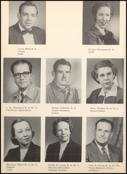Page 12, 1956 Edition, Yoe High School - Yoe Yoe Yearbook (Cameron, TX) online yearbook collection