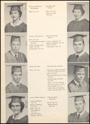 Page 16, 1956 Edition, Yoe High School - Yoe Yoe Yearbook (Cameron, TX) online yearbook collection