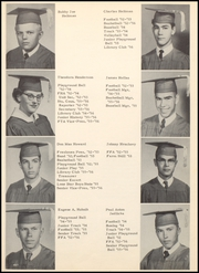 Page 17, 1956 Edition, Yoe High School - Yoe Yoe Yearbook (Cameron, TX) online yearbook collection