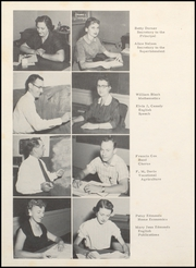 Page 12, 1957 Edition, Yoe High School - Yoe Yoe Yearbook (Cameron, TX) online yearbook collection