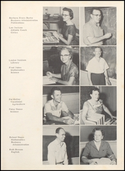 Page 13, 1957 Edition, Yoe High School - Yoe Yoe Yearbook (Cameron, TX) online yearbook collection