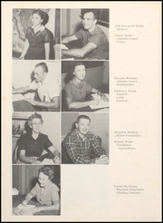 Page 14, 1957 Edition, Yoe High School - Yoe Yoe Yearbook (Cameron, TX) online yearbook collection