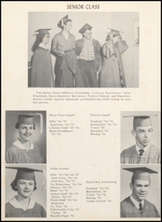 Page 16, 1957 Edition, Yoe High School - Yoe Yoe Yearbook (Cameron, TX) online yearbook collection