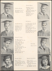 Page 17, 1957 Edition, Yoe High School - Yoe Yoe Yearbook (Cameron, TX) online yearbook collection
