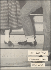 Page 5, 1957 Edition, Yoe High School - Yoe Yoe Yearbook (Cameron, TX) online yearbook collection