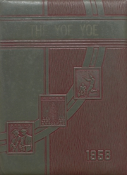 1958 Edition, Yoe High School - Yoe Yoe Yearbook (Cameron, TX)