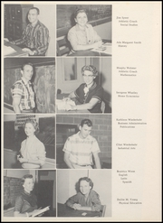 Page 14, 1958 Edition, Yoe High School - Yoe Yoe Yearbook (Cameron, TX) online yearbook collection