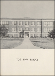 Page 7, 1958 Edition, Yoe High School - Yoe Yoe Yearbook (Cameron, TX) online yearbook collection